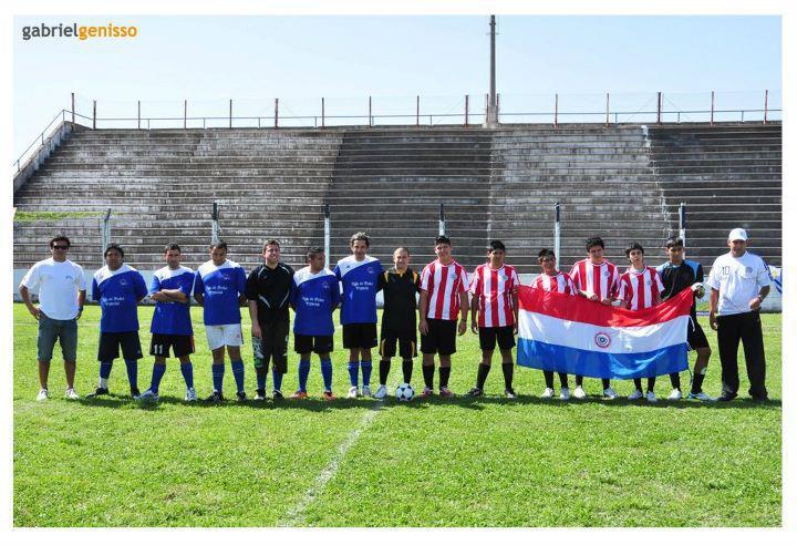 1° Copa America de la Liga de Futbol Especial 2