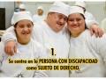 1. Se centra en la PERSONA CON DISCAPACIDAD como SUJETO DE DERECHO.
