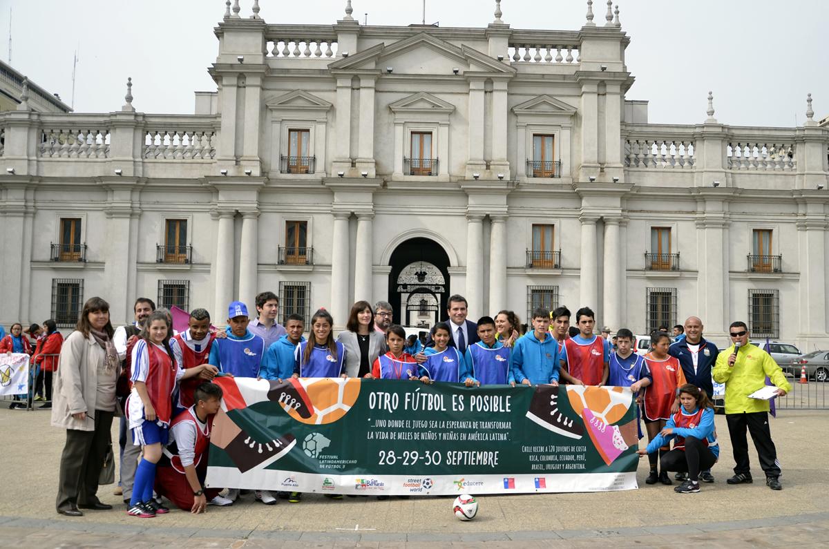 Festival Latinoamericano Futbol3 4