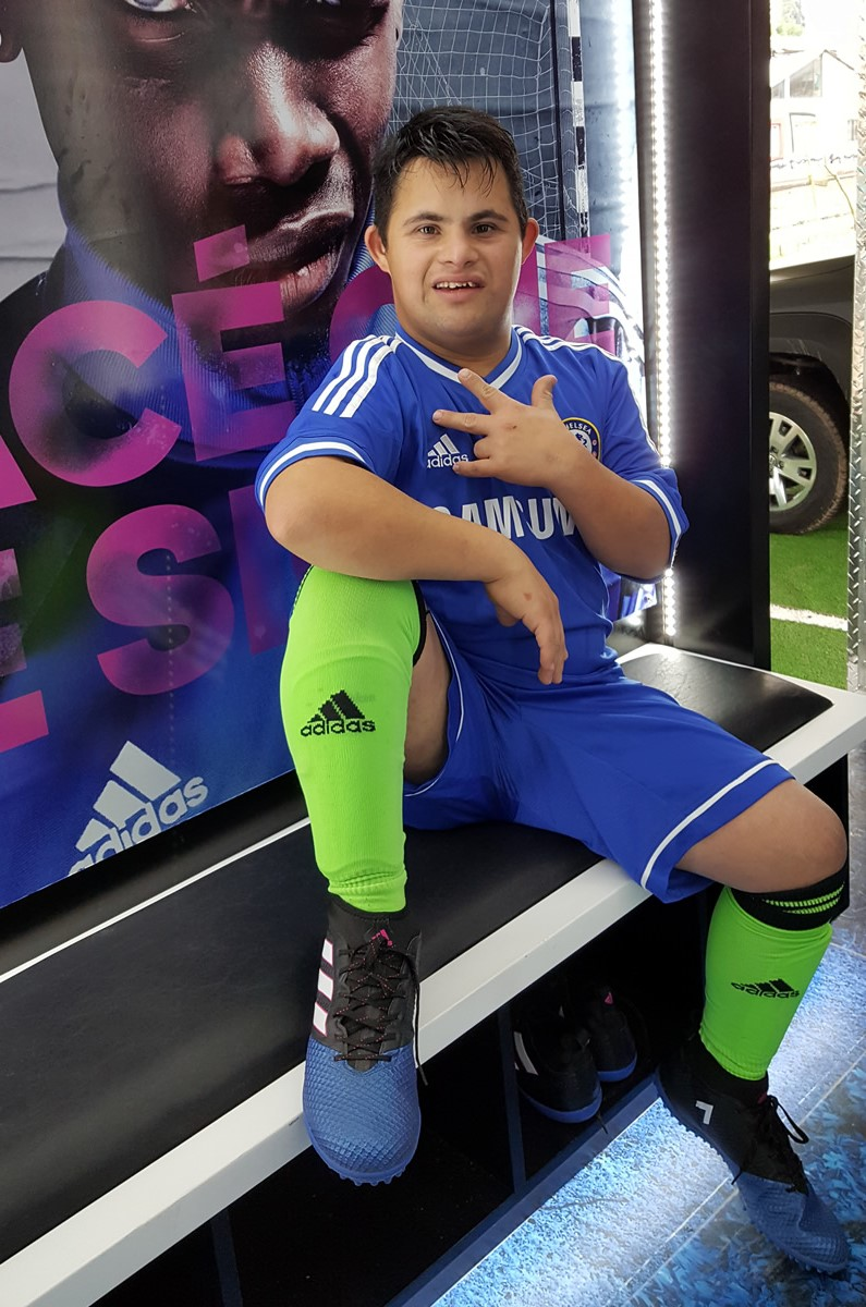 Adidas Blue Blast 2