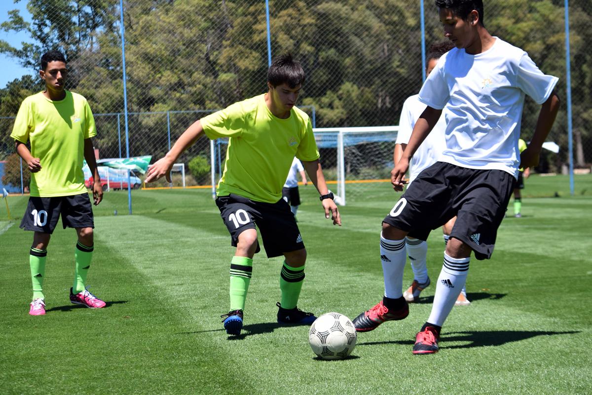 Festival Latinoamericano de Futbol 3 AFA 3