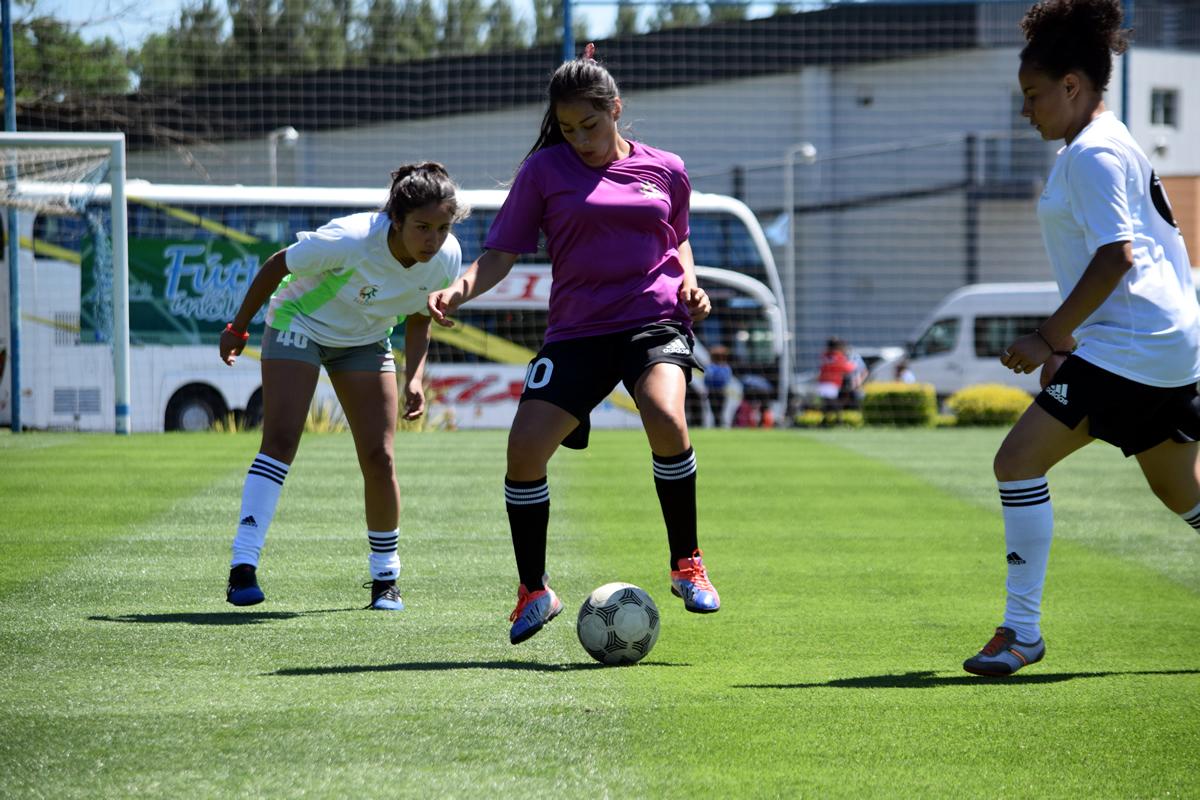 Festival Latinoamericano de Futbol 3 AFA 4
