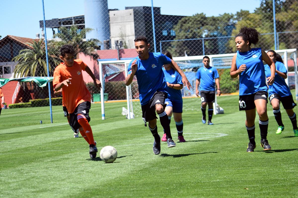 Festival Latinoamericano de Futbol 3 AFA 8