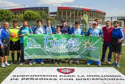 news futbol por inclusion