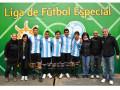 Apertura de la Liga de Fútbol Especial