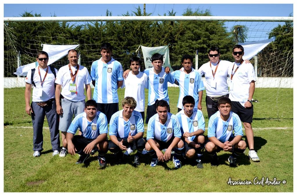 Selección Argentina en la 1° Copa América de la Liga de Fútbol Especial