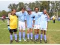 Jugadores del Instituto San Pablo en la Liga de Fútbol Especial