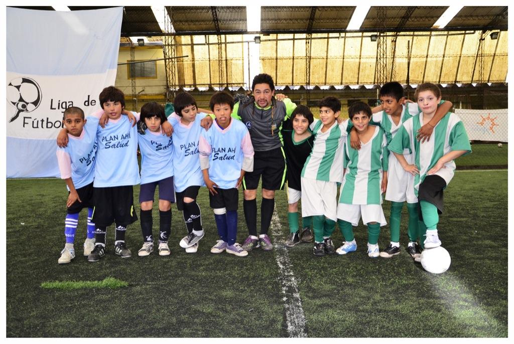 Liga Infantil de Fútbol Especial