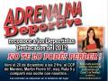 Deportistas Destacados 2012 Adrenalina Deportiva