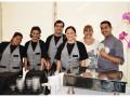 El Catering Delicias en el evento del INTA.