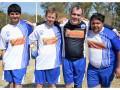 4º Fecha de la Liga de Futbol Especial 2013
