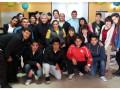 voluntarios de la Asociaciòn Civil Andar