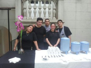 Catering Fundacion Navarro Viola